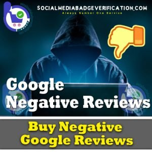 Buy Negative Google Review
