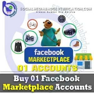 Buy Old Facebook Marketplace Accounts