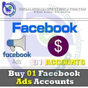 Buy Old Facebook ads Accounts