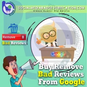 Buy Remove Bad Reviews From Google