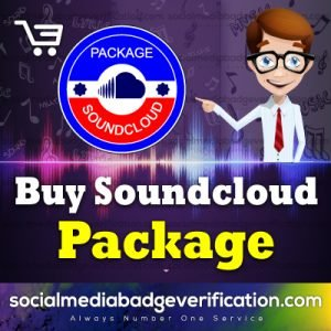 Buy Soundcloud Package